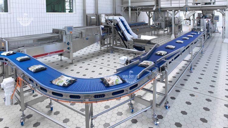 Nieuwe verpakkingsafdeling van Van der Lee Seafish is strategische zet