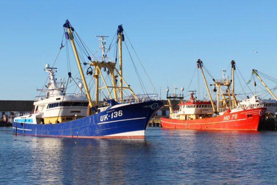 Van der Lee Seafish neemt UK 136 'Drakkar' in de vaart