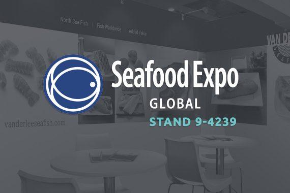 Komt u ons bezoeken op de Seafood Expo Global in Brussel?